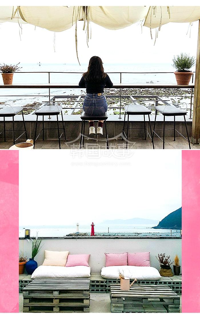 [韩国釜山/推荐日程] 海云台区青沙浦悠闲地渡过感性的午后