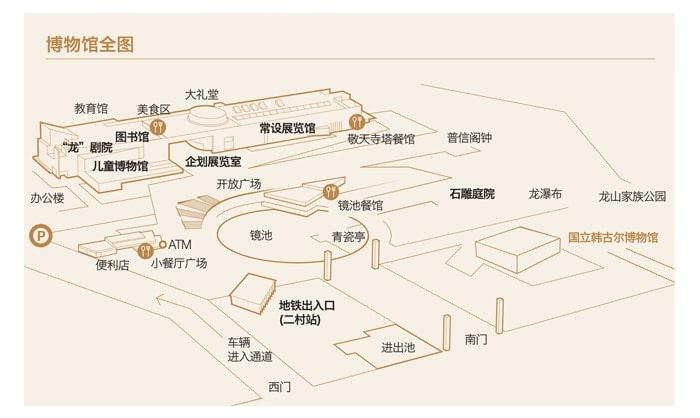 [韩国首尔/景点] 跟韩流明星去旅行,国立中央博物馆打卡去 국립중앙박물관