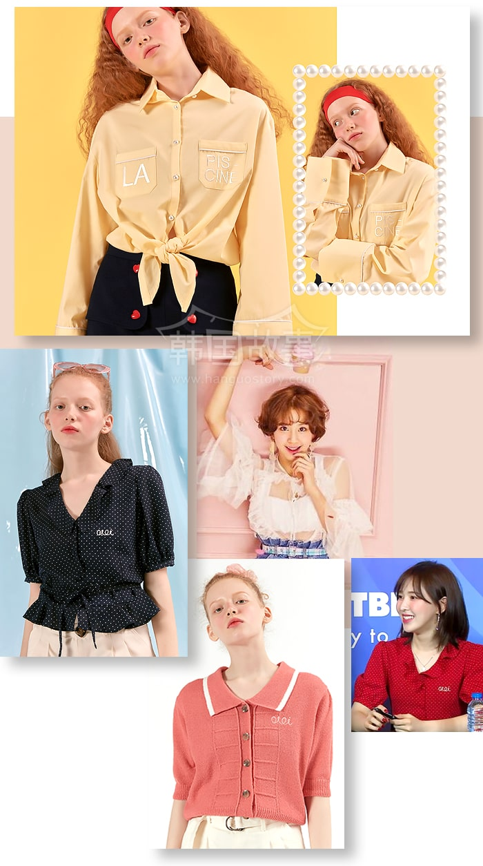 [首尔韩国/购物] 学著艺人穿著准没错! 年青人最爱韩国潮牌O!Oi弘大旗舰店