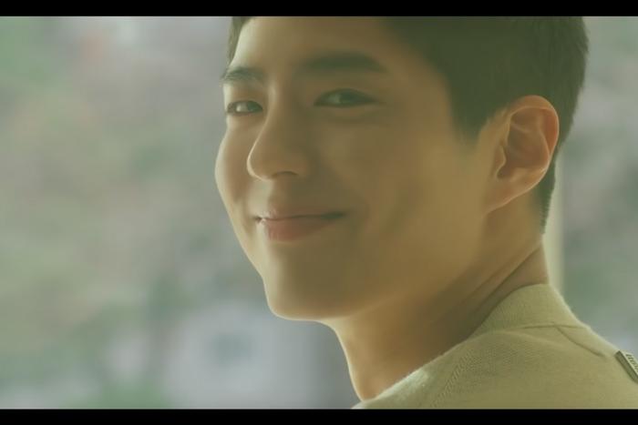 [韩国普通] 朴宝剑《我真的很爱你》MV,栗子卷发+纯真的微笑心动