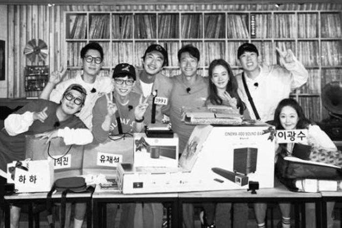 [韩国普通] 11年的家族…《Running Man》李光洙下车收视6%