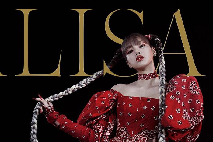 [韩国普通] BLACKPINK LISA下月将推首张个人专辑