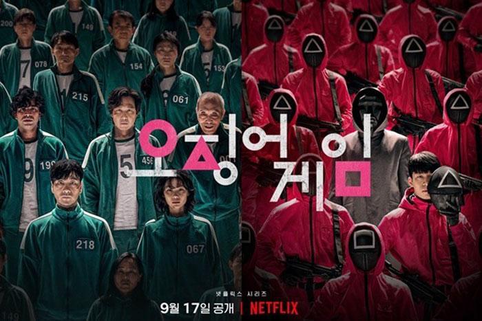 [韩国普通] 《鱿鱼游戏》连续7天蝉联奈飞Netflix全球电视部门第一,持续全球人气